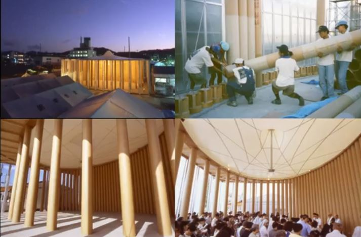 Shigeru Ban: Revolutionary Humanitarian Environmentally Friendly Architecture