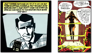 Rives - Four o Clock in the Morning - Comic book examples