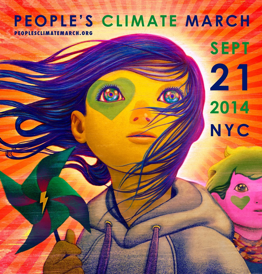 People's Climate March: Ubuntu: We Have a Duty to Persuade Our Leaders